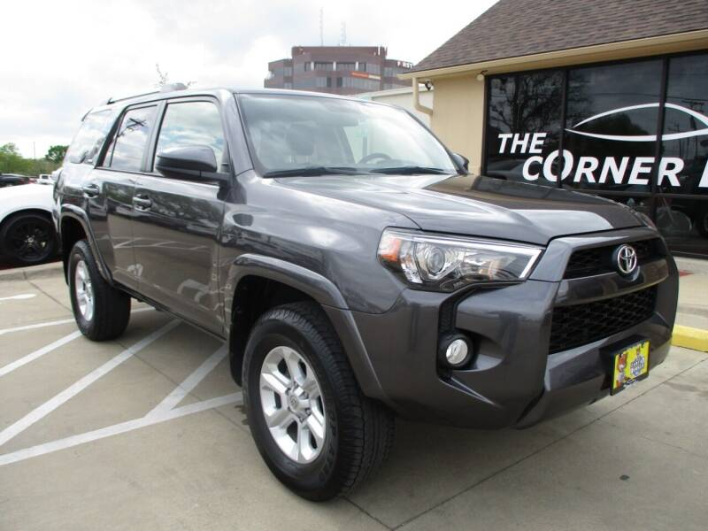 2019 Toyota 4Runner for sale at Cornerlot.net in Bryan TX