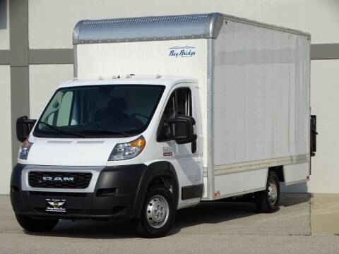 2019 RAM ProMaster Cutaway Chassis for sale at Chicago Motors Direct in Addison IL
