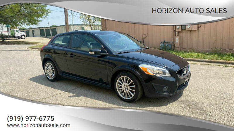 2011 Volvo C30 for sale at Horizon Auto Sales in Raleigh NC