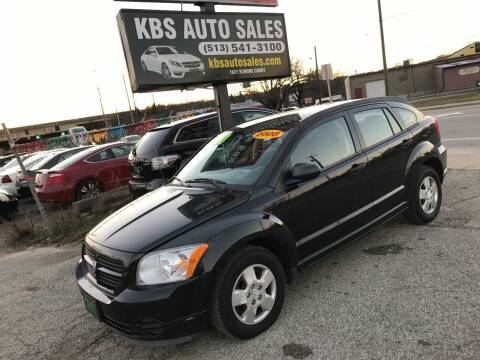 2008 Dodge Caliber for sale at KBS Auto Sales in Cincinnati OH