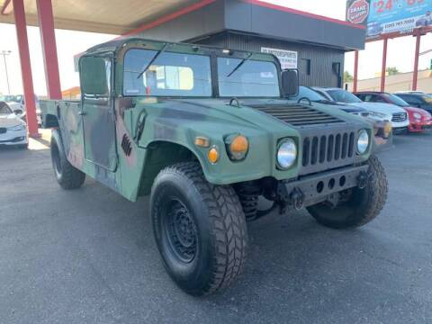1988 AM General Hummer for sale at JQ Motorsports East in Tucson AZ