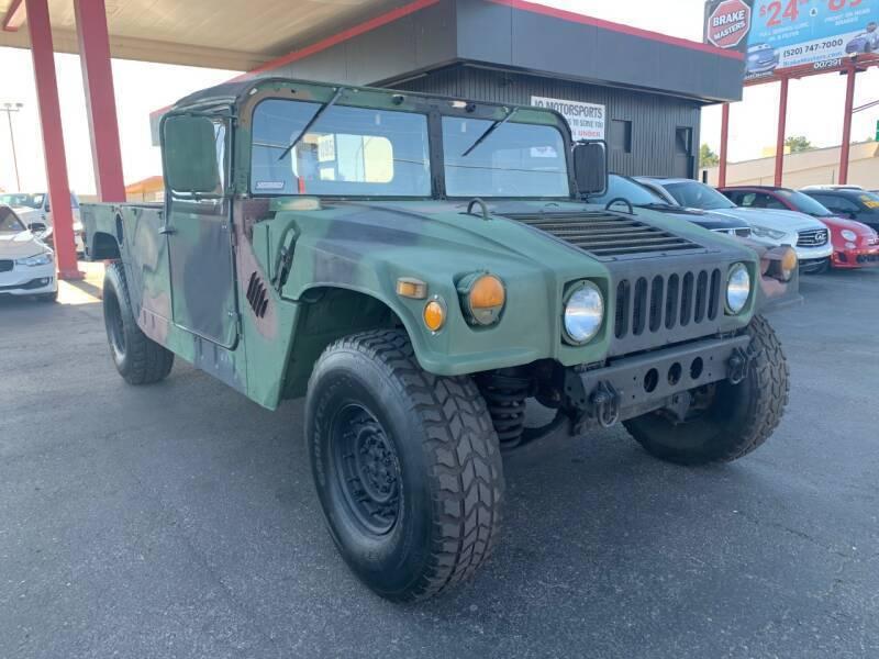 1988 AM General Hummer for sale at JQ Motorsports East in Tucson AZ