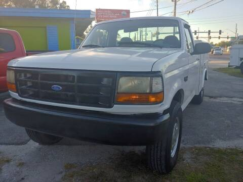1997 Ford F-250 for sale at Autos by Tom in Largo FL