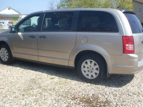 2008 Chrysler Town and Country for sale at Flag Motors in Islip Terrace NY
