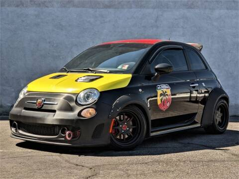2013 FIAT 500 for sale at Divine Motors in Las Vegas NV
