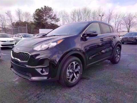 2021 Kia Sportage for sale at Southern Auto Solutions - Lou Sobh Kia in Marietta GA