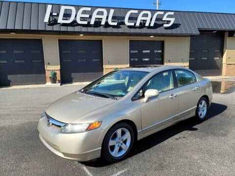 2007 Honda Civic for sale at I-Deal Cars in Harrisburg PA