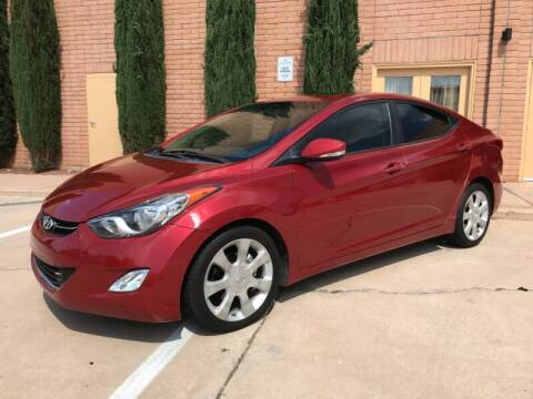 2011 Hyundai Elantra for sale at Freedom  Automotive in Sierra Vista AZ