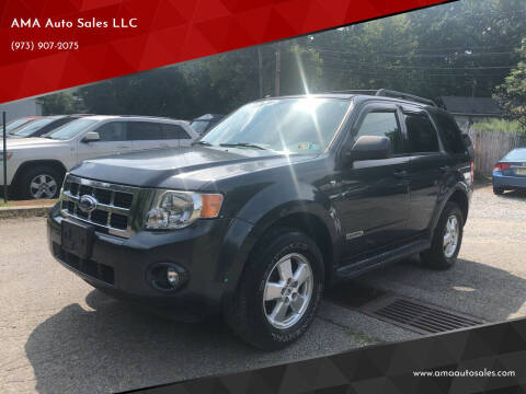 2008 Ford Escape for sale at AMA Auto Sales LLC in Ringwood NJ