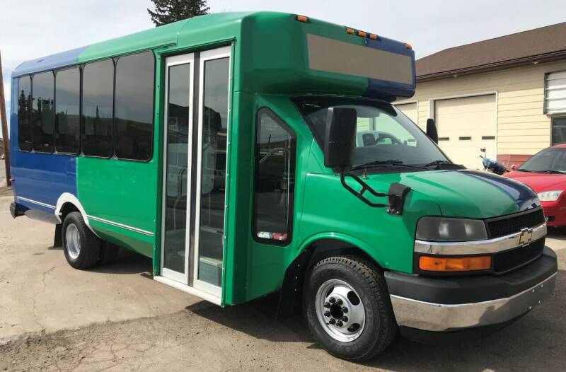 2011 Chevrolet Express Cutaway for sale at Central City Auto West in Lewistown MT