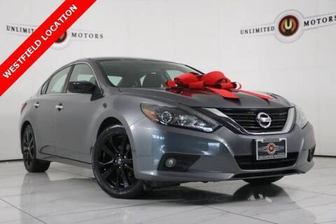 2017 Nissan Altima for sale at INDY'S UNLIMITED MOTORS - UNLIMITED MOTORS in Westfield IN