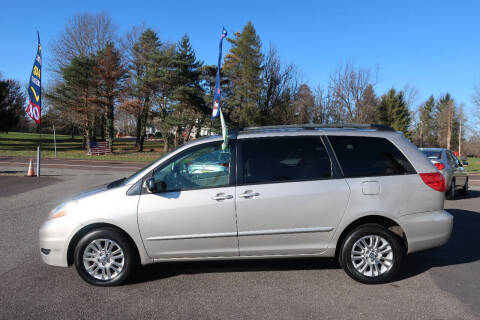 2007 Toyota Sienna for sale at GEG Automotive in Gilbertsville PA