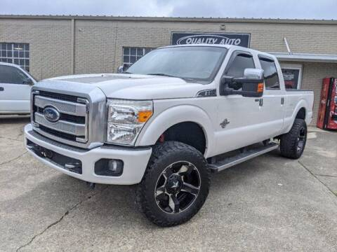 2016 Ford F-250 Super Duty for sale at Quality Auto of Collins in Collins MS