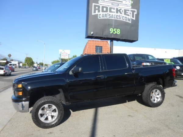 2014 Chevrolet Silverado 1500 for sale at Rocket Car sales in Covina CA