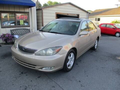 2004 Toyota Camry for sale at TRI-STAR AUTO SALES in Kingston NY