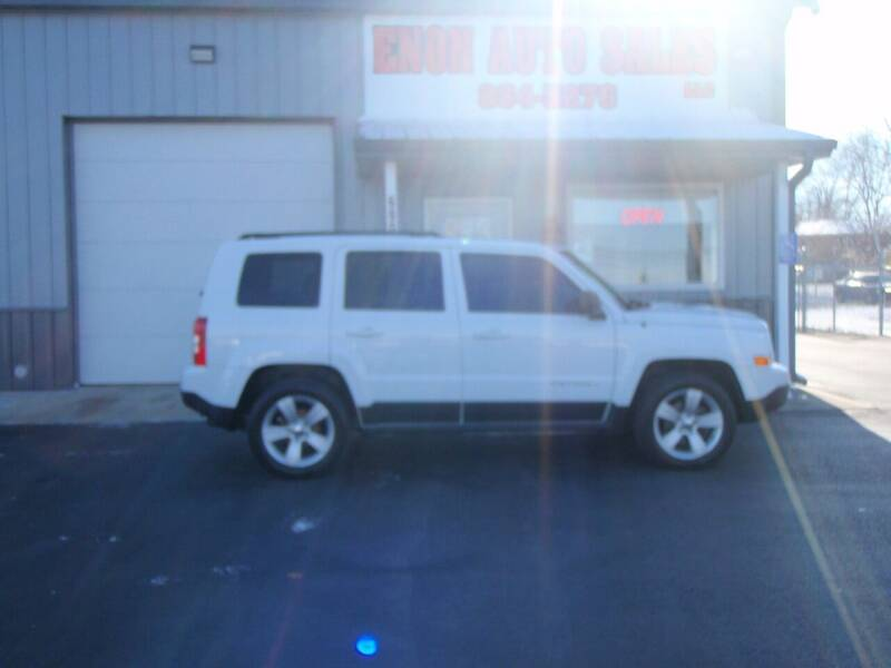 2014 Jeep Patriot for sale at ENON AUTO SALES in Enon OH