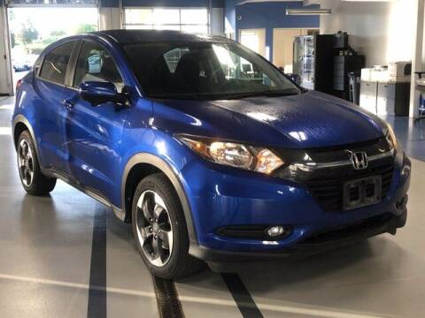 2018 Honda HR-V for sale at Simply Better Auto in Troy NY