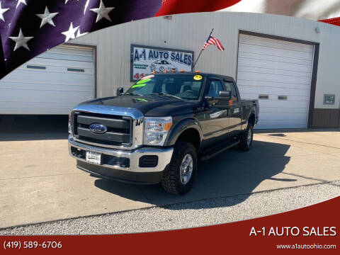 2016 Ford F-350 Super Duty for sale at A-1 AUTO SALES in Mansfield OH
