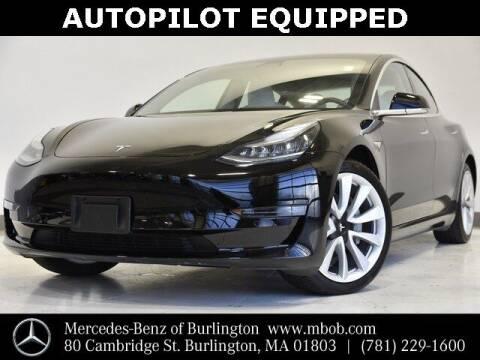 2020 Tesla Model 3 for sale at Mercedes Benz of Burlington in Burlington MA