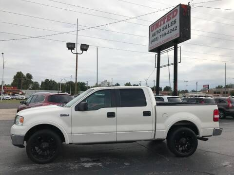 2007 Ford F-150 for sale at United Auto Sales in Oklahoma City OK