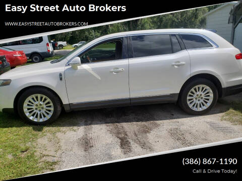 2012 Lincoln MKT for sale at Easy Street Auto Brokers in Lake City FL