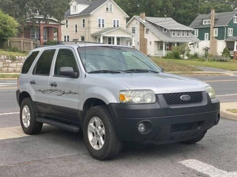 2005 Ford Escape for sale at MZ Auto in Winchester VA