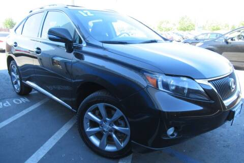 2012 Lexus RX 350 for sale at Choice Auto & Truck in Sacramento CA