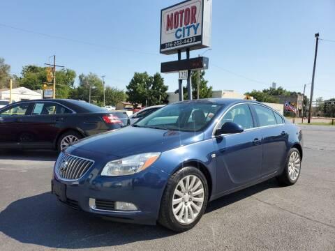 2011 Buick Regal for sale at Motor City Sales in Wichita KS