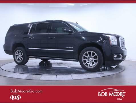 2016 GMC Yukon XL for sale at Bob Moore Kia in Oklahoma City OK