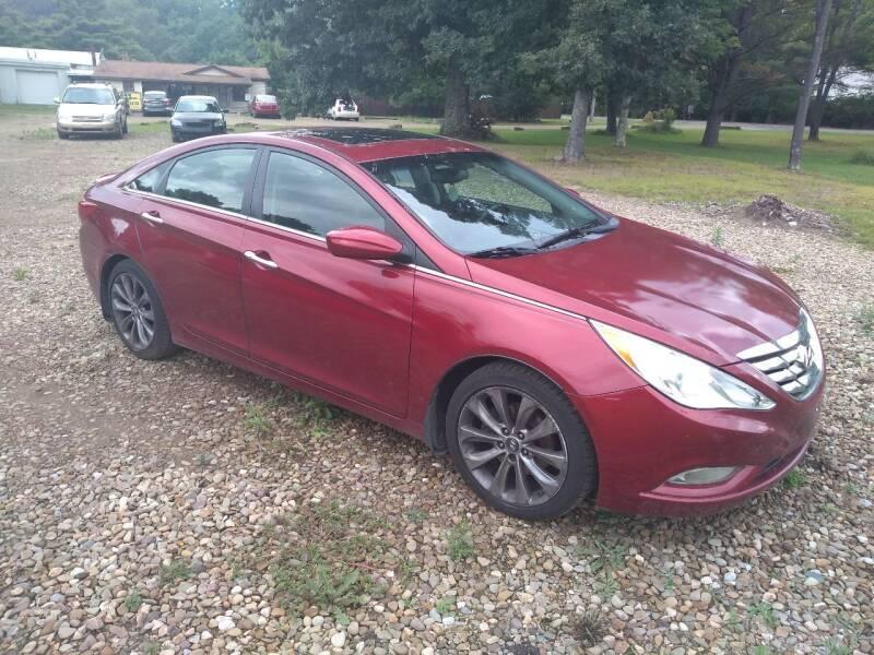 2012 Hyundai Sonata for sale at Seneca Motors, Inc. (Seneca PA) in Seneca PA