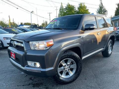2012 Toyota 4Runner for sale at Real Deal Cars in Everett WA