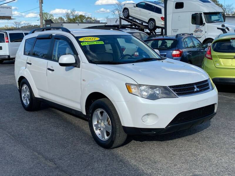 2007 Mitsubishi Outlander for sale in Worcester, MA