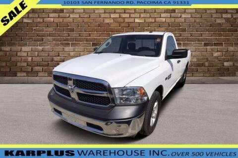 2016 RAM Ram Pickup 1500 for sale at Karplus Warehouse in Pacoima CA