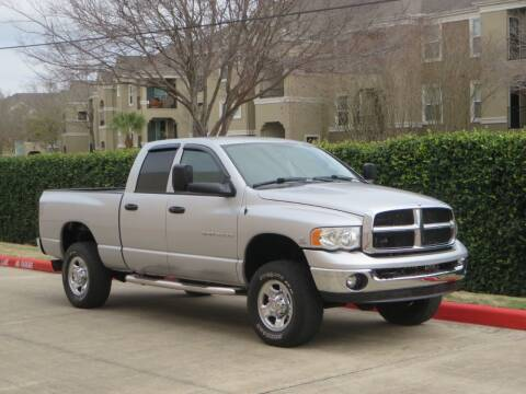 2005 Dodge Ram Pickup 2500 for sale at RBP Automotive Inc. in Houston TX