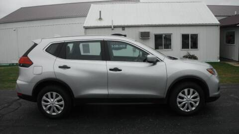 2017 Nissan Rogue for sale at B & B Sales 1 in Decorah IA