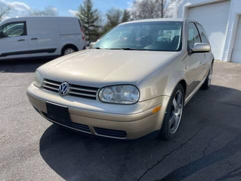 2001 Volkswagen GTI for sale at SOUTH SHORE AUTO GALLERY, INC. in Abington MA