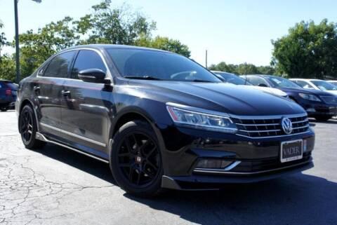 2016 Volkswagen Passat for sale at CU Carfinders in Norcross GA