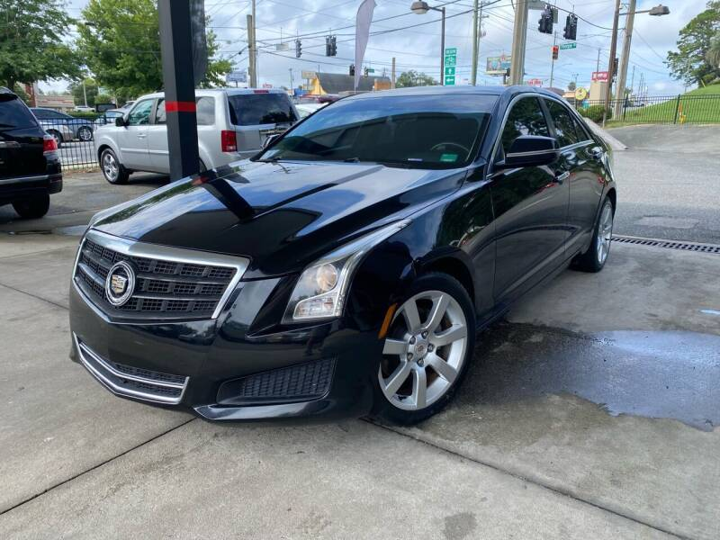 2013 Cadillac ATS for sale at Michael's Imports in Tallahassee FL