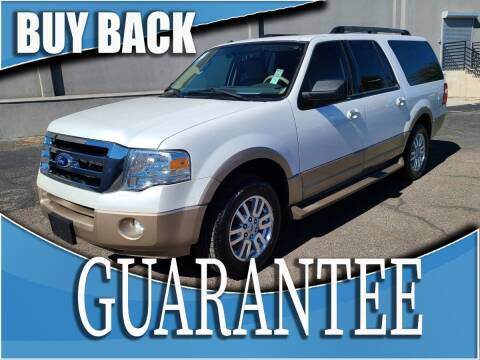 2014 Ford Expedition EL for sale at Reliable Auto Sales in Las Vegas NV