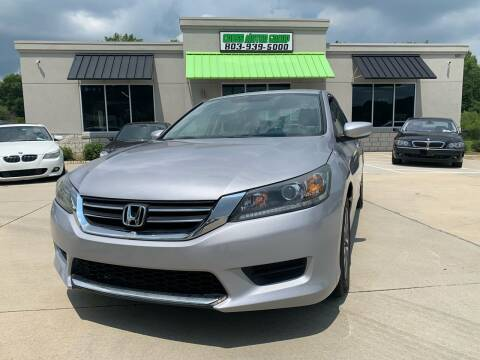 2014 Honda Accord for sale at Cross Motor Group in Rock Hill SC