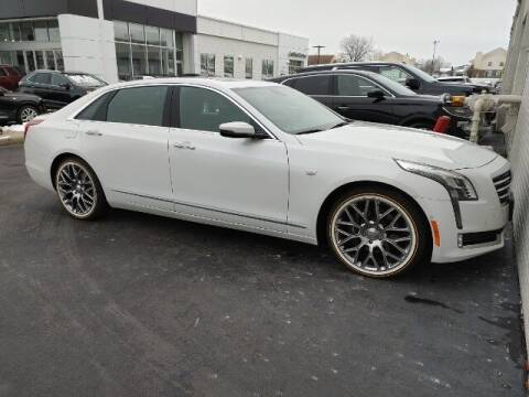 2016 Cadillac CT6 for sale at Rizza Buick GMC Cadillac in Tinley Park IL