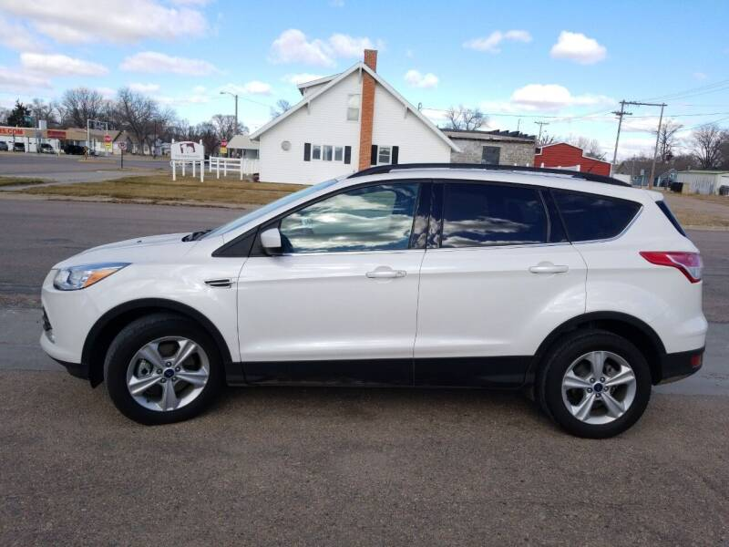 2014 Ford Escape for sale at Faw Motor Co - Faws Garage Inc. in Arapahoe NE