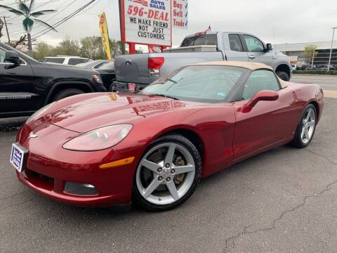 2006 Chevrolet Corvette for sale at 1st Choice Auto Sales in Newport News VA