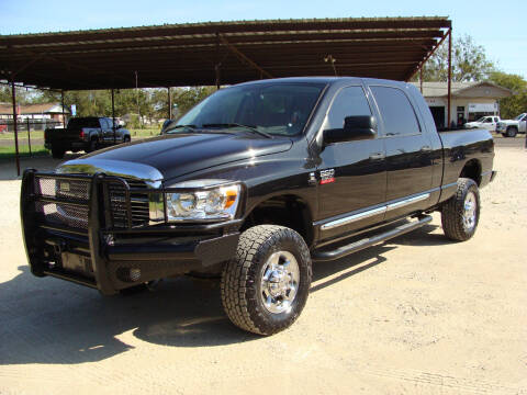 2008 Dodge Ram Pickup 2500 for sale at Texas Truck Deals in Corsicana TX