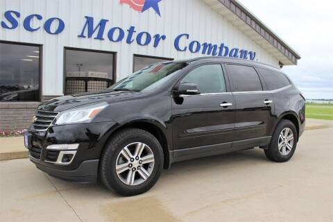 2017 Chevrolet Traverse for sale at Cresco Motor Company in Cresco IA
