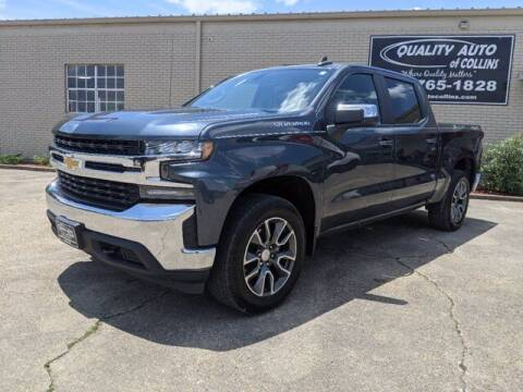 2020 Chevrolet Silverado 1500 for sale at Quality Auto of Collins in Collins MS