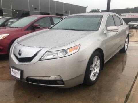 2011 Acura TL for sale at Eurospeed International in San Antonio TX