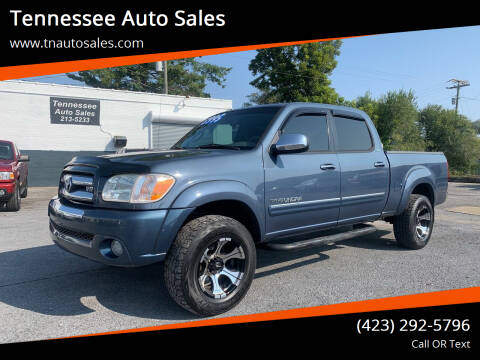 2006 Toyota Tundra for sale at Tennessee Auto Sales in Elizabethton TN