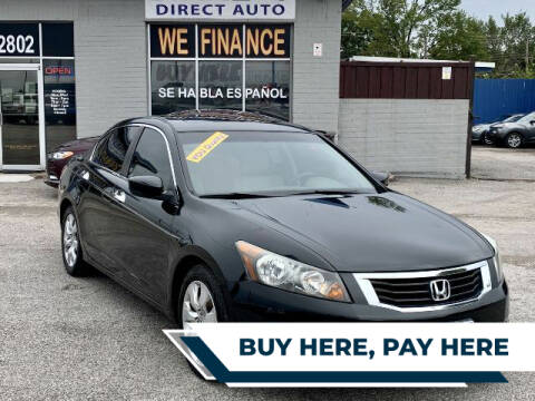 2010 Honda Accord for sale at Stanley Direct Auto in Mesquite TX