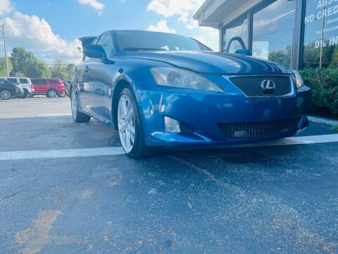 2008 Lexus IS 350 for sale at Guidance Auto Sales LLC in Columbia TN